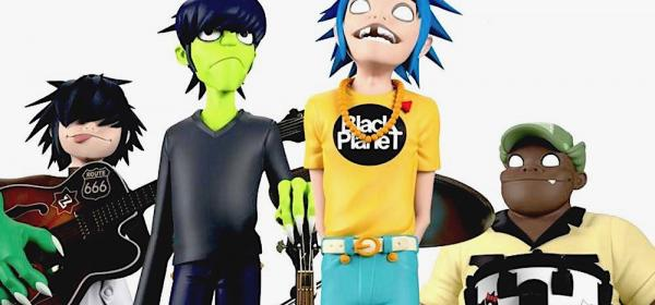 Gorillaz Have Launched a New Range of Vinyl Toy Figurines