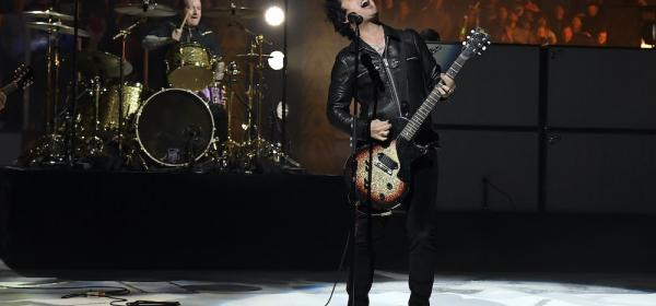 Watch Green Day Rock the Super Bowl at Their First Live Show in a Year