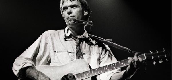 "Neil Young is Releasing Another ""Lost"" LP – Johnny's Island from 1982"