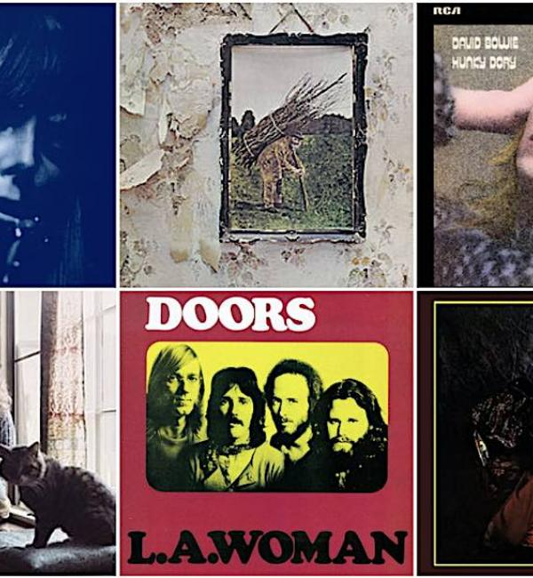 8 Classic Albums Turning 50 In 2021